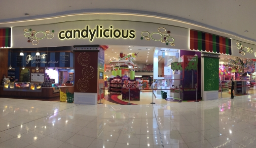 World's largest sweet shop