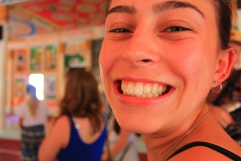 Big smiles in Vientiane!